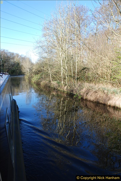 2017-03-25 On the Grand Union Canal near Uxbridge, Middlesex.  (175)337