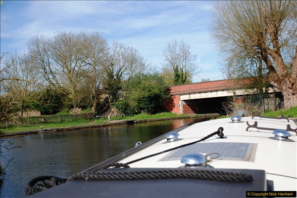 2017-03-25 On the Grand Union Canal near Uxbridge, Middlesex.  (23)185