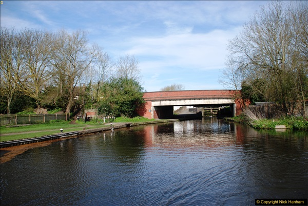 2017-03-25 On the Grand Union Canal near Uxbridge, Middlesex.  (24)186