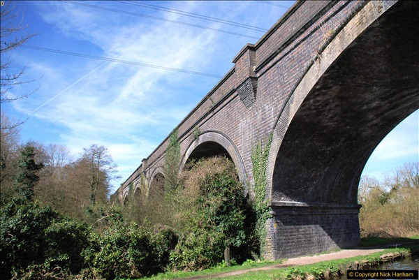 2017-03-25 On the Grand Union Canal near Uxbridge, Middlesex.  (31)193