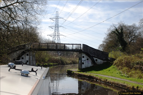 2017-03-25 On the Grand Union Canal near Uxbridge, Middlesex.  (38)200