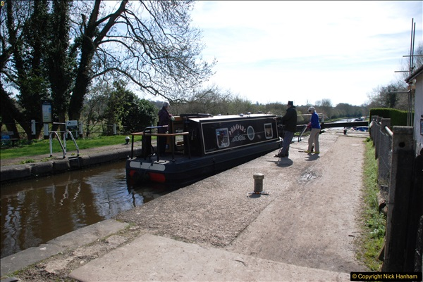2017-03-25 On the Grand Union Canal near Uxbridge, Middlesex.  (46)208