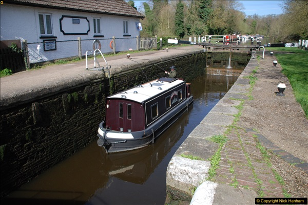 2017-03-25 On the Grand Union Canal near Uxbridge, Middlesex.  (53)215