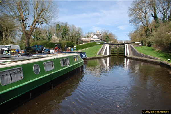 2017-03-25 On the Grand Union Canal near Uxbridge, Middlesex.  (61)223