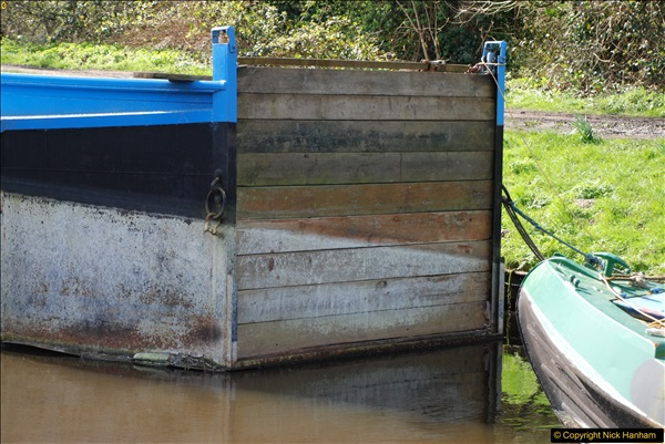 2017-03-25 On the Grand Union Canal near Uxbridge, Middlesex.  (64)226