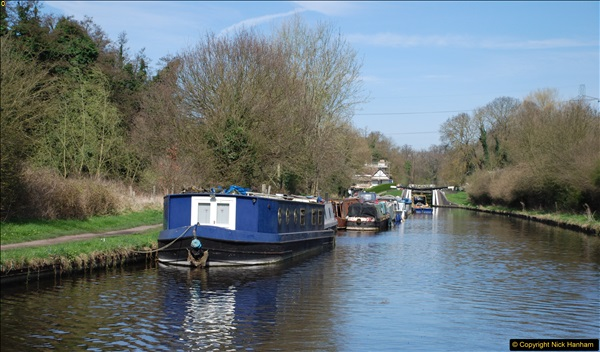 2017-03-25 On the Grand Union Canal near Uxbridge, Middlesex.  (67)229