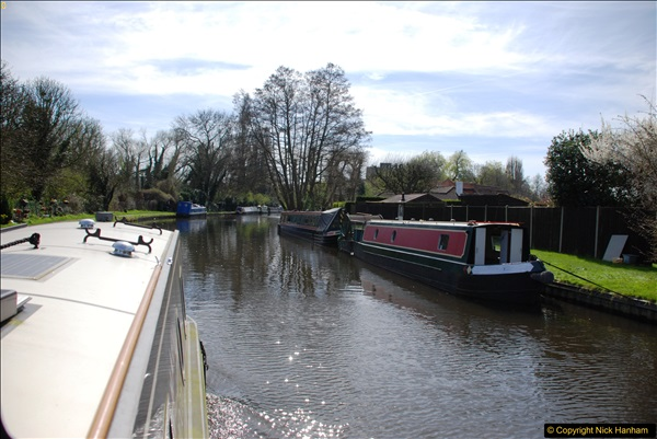 2017-03-25 On the Grand Union Canal near Uxbridge, Middlesex.  (80)242
