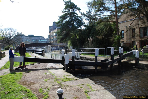 2017-03-25 On the Grand Union Canal near Uxbridge, Middlesex.  (91)253