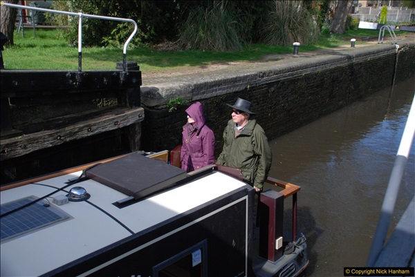 2017-03-25 On the Grand Union Canal near Uxbridge, Middlesex.  (98)260