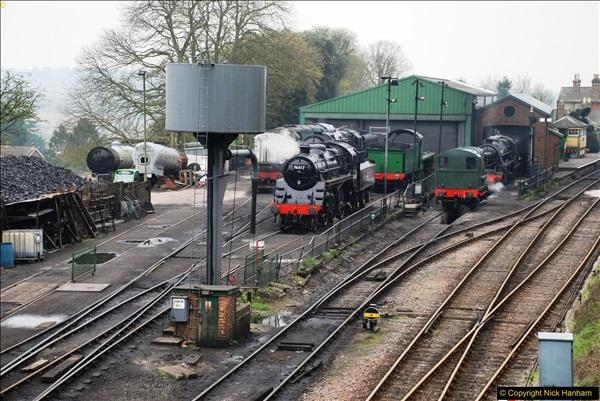 2017-03-24 Mid Hants Railway, Ropley, Hampshire.  (11)115