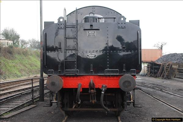 2017-03-24 Mid Hants Railway, Ropley, Hampshire.  (17)121