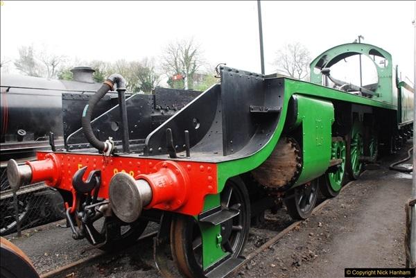 2017-03-24 Mid Hants Railway, Ropley, Hampshire.  (26)130