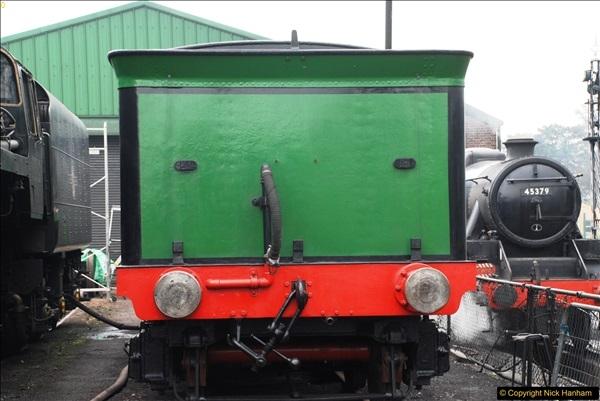 2017-03-24 Mid Hants Railway, Ropley, Hampshire.  (33)137