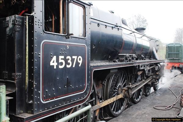 2017-03-24 Mid Hants Railway, Ropley, Hampshire.  (34)138