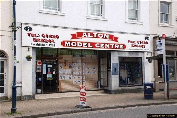2017-03-24 Visit to the Alton Model centre, Alton, Hampshire.  (1)161