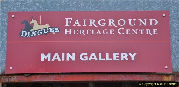 2018-04-23 Dingles Fairground Heritage Centre, Lifton, Devon.   (101)101