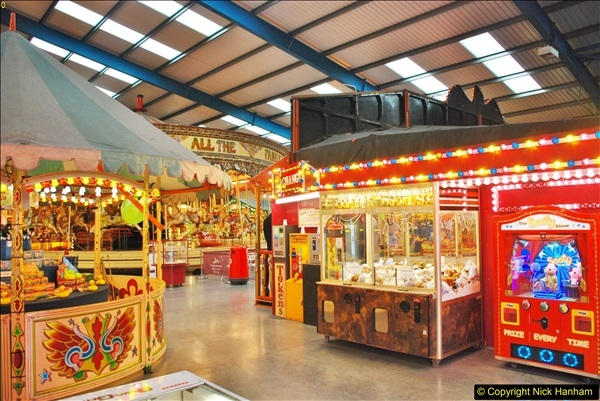2018-04-23 Dingles Fairground Heritage Centre, Lifton, Devon.   (102)102
