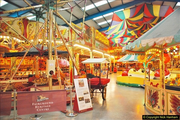 2018-04-23 Dingles Fairground Heritage Centre, Lifton, Devon.   (190)190