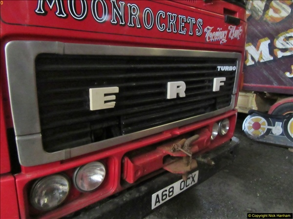 2018-04-23 Dingles Fairground Heritage Centre, Lifton, Devon.   (233)233