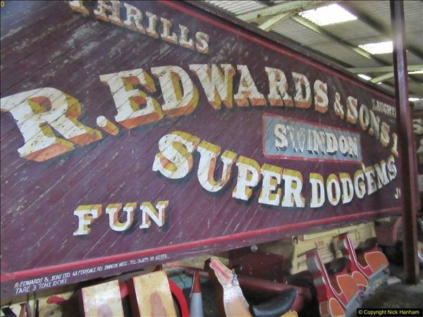 2018-04-23 Dingles Fairground Heritage Centre, Lifton, Devon.   (247)247