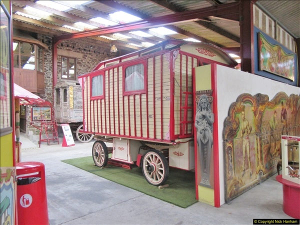 2018-04-23 Dingles Fairground Heritage Centre, Lifton, Devon.   (30)030