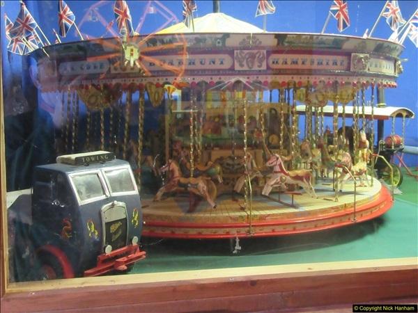 2018-04-23 Dingles Fairground Heritage Centre, Lifton, Devon.   (37)037