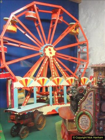 2018-04-23 Dingles Fairground Heritage Centre, Lifton, Devon.   (48)048