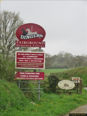 2018-04-23 Dingles Fairground Heritage Centre, Lifton, Devon.   (5)005