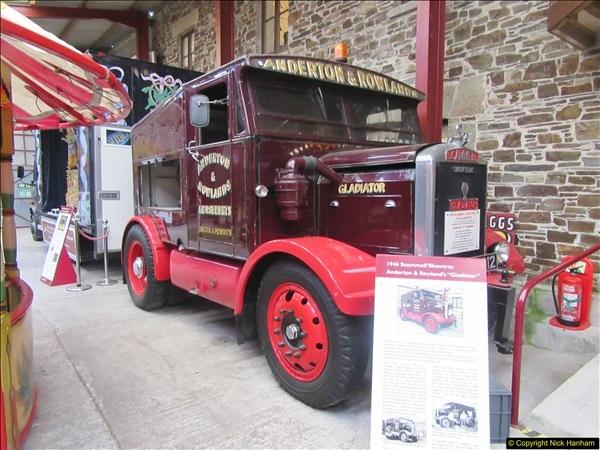 2018-04-23 Dingles Fairground Heritage Centre, Lifton, Devon.   (50)050