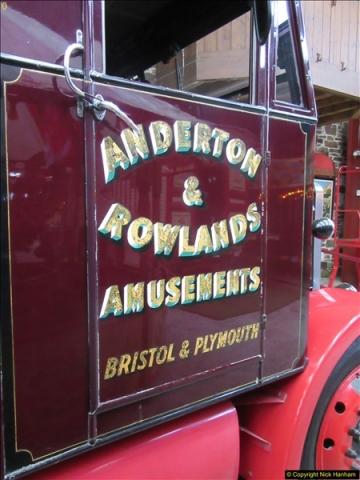 2018-04-23 Dingles Fairground Heritage Centre, Lifton, Devon.   (53)053