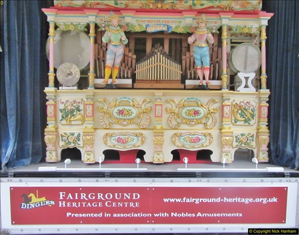 2018-04-23 Dingles Fairground Heritage Centre, Lifton, Devon.   (57)057