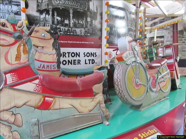 2018-04-23 Dingles Fairground Heritage Centre, Lifton, Devon.   (63)063