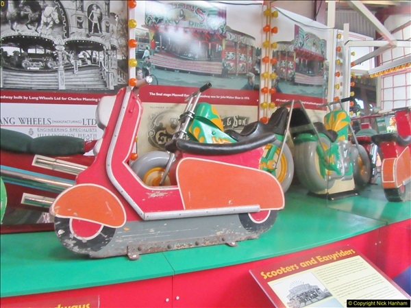 2018-04-23 Dingles Fairground Heritage Centre, Lifton, Devon.   (64)064