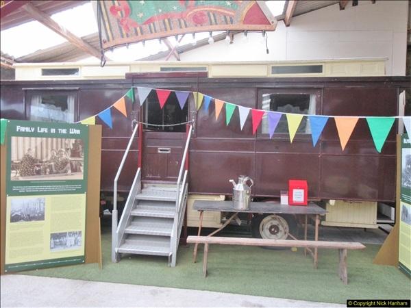 2018-04-23 Dingles Fairground Heritage Centre, Lifton, Devon.   (66)066