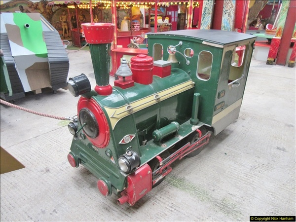 2018-04-23 Dingles Fairground Heritage Centre, Lifton, Devon.   (83)083