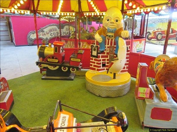 2018-04-23 Dingles Fairground Heritage Centre, Lifton, Devon.   (88)088