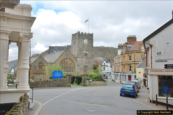 2018-04-22 Lynton & Lynmouth, Devon.  (78)078