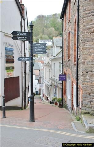 2018-04-22 Lynton & Lynmouth, Devon.  (79)079