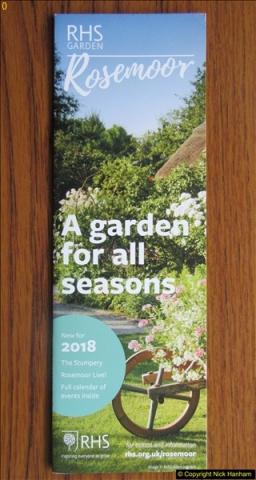 2018-04-22 RHS Rosemoor Gardens, Great Torrington, Devon.   (1)001