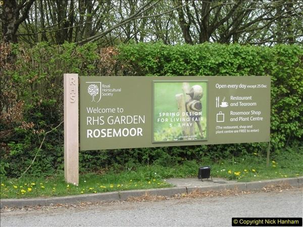 2018-04-22 RHS Rosemoor Gardens, Great Torrington, Devon.   (2)002