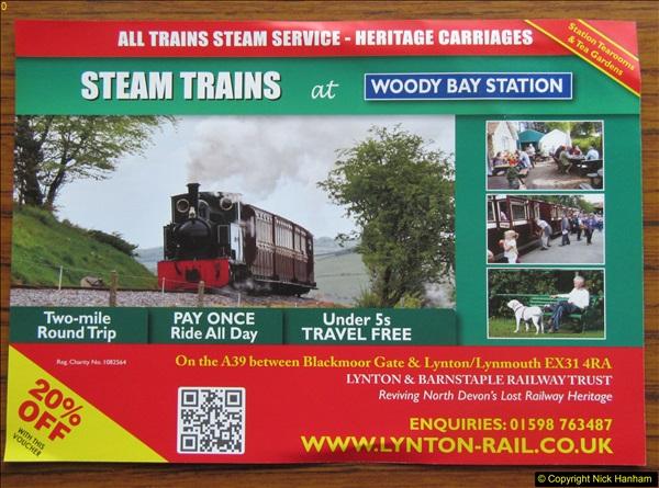 The Lynton & Barnstaple Railway. 1 (1)01