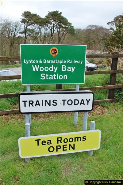 The Lynton & Barnstaple Railway. 1 (3)03