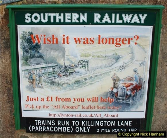 The Lynton & Barnstaple Railway. 1 (14)14