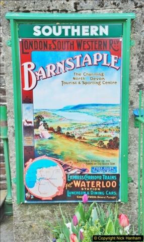 The Lynton & Barnstaple Railway. 1 (15)15