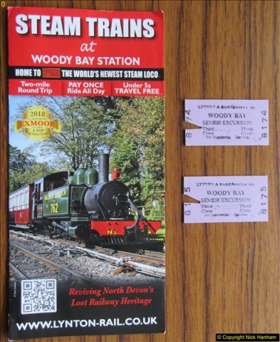 The Lynton & Barnstaple Railway. 1 (2)02