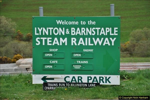 The Lynton & Barnstaple Railway. 1 (4)04