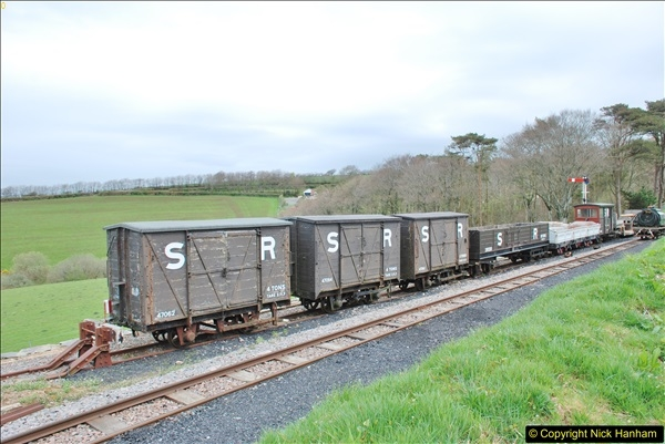 The Lynton & Barnstaple Railway. 1 (7)07