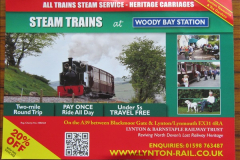 The Lynton & Barnstaple Railway. 1 (1)01