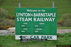 The Lynton & Barnstaple Railway. 1 (4)04