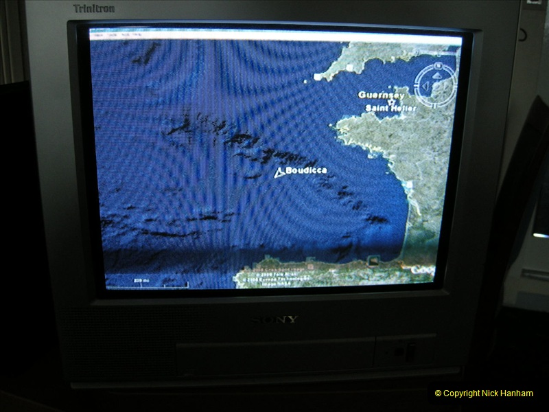 2008-09-16 to 18 Crossing The Bay of Biscay.  (2)063